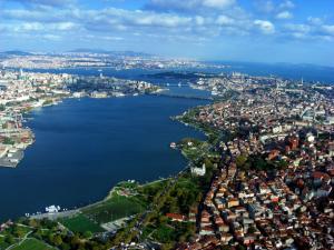 Der Goldene Horn von Istanbul