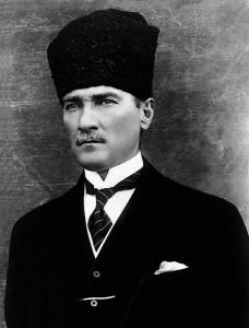 Mustafa Kemal Atatürk als Staatsmann