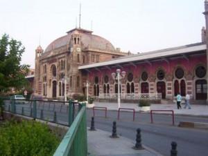 Sirkeci Bahnhof - Orient Express