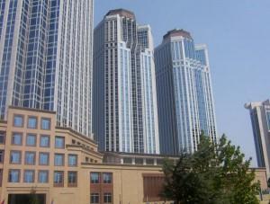 Levent Wolkenkratzer