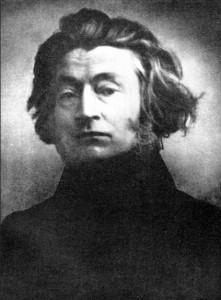 Adam Bernard Mickiewicz,( *1798 † 26. November 1855 in Konstantinopel, Osmanisches Reich)
