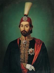 Gemälde Sultan Abdulamecid