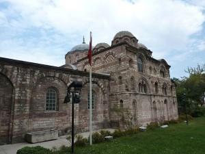 Pammakaristos-Kirche, heute Fethiye Camii (Fethiye-Moschee)