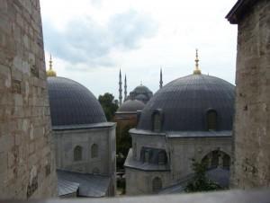 Fenster Hagia Sophia