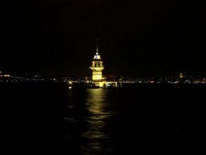 Kiz Kulesi, der Mädchenturm