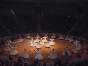 Sema - der Tanzder Ektase. Bildquelle: Vikipedi