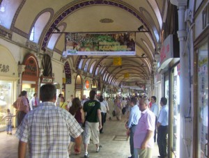 Großer Basar, Grand Basar Istanbul