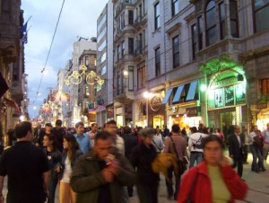 Nachtleben in Beyoglu