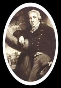 Portrait von Edward Jenner