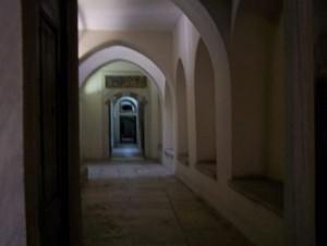 Der Goldene Weg - war eine Abkürzung der Osmanischen Sultane im Harem