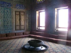 Der Harem, zauberhaft aber auch einst der am strengsten bewachte Ort der Welt