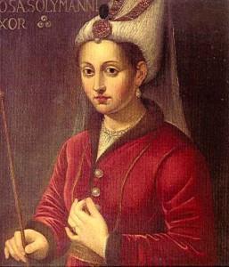 Hürrem Sultan Roxelana