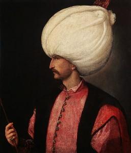 Gemälde Sultan Süleyman
