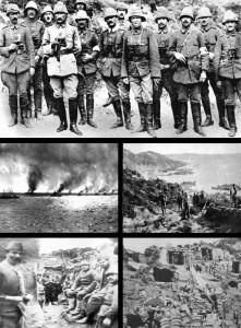 Schlacht von Gallipolli