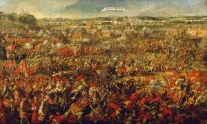 Zweite Türkenbelagerung der Stadt Wien im September 1683