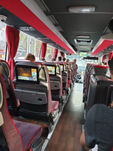 Bustransfer Flughafen - Zentrum