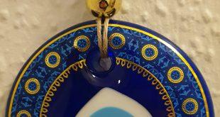 Das blaue Auge – Türkisches Auge (Nazar Boncugu Amulette)
