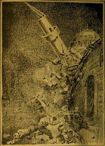 Erdbeben Istanbul: 1509 das große Beben von Istanbul. Büyük İstanbul depremi
