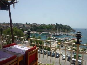 Antalya HafenUeberblick