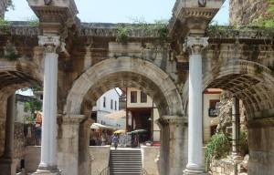 Antalya Zentrum Antike