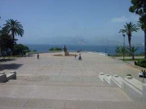 Antalya Zentrum Statue