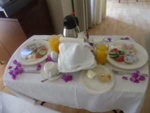 Antalya Barut Hotel Fruehstueck