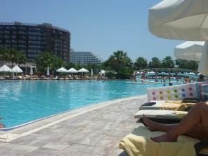 Antalya Barut Hotel Pool