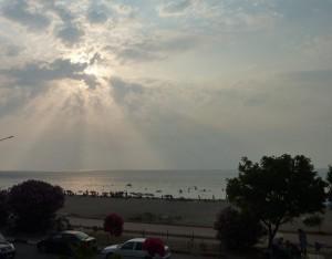 Bartin Sonnenuntergang