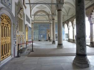 Topkapi Palast Fayencen