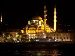 Yeni Camii Nacht
