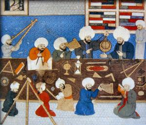 Takiyüddins Observatorium 1577