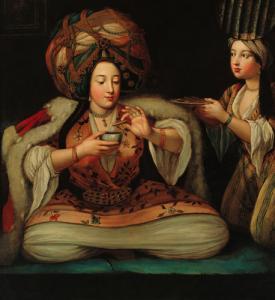 Bilder aus osmanischer Zeit – old Ottoman pictures